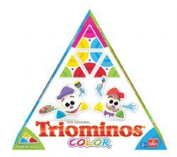 TRIOMINOS -  COLOR (MULTILINGUAL)