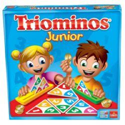 TRIOMINOS -  JUNIOR (MULTILINGUAL)