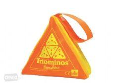 TRIOMINOS -  TRIOMINOS SUNSHINE ORANGE (MULTILINGUAL)