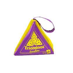 TRIOMINOS -  TRIOMINOS SUNSHINE PURPLE (MULTILINGUAL)