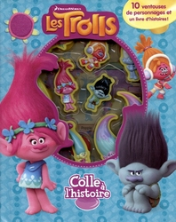 TROLLS -  SUCTION CUP ALBUM