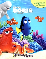 TROUVER NEMO -  COMPTINES ET FIGURINES -  FINDING DORY