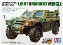 TRUCKS -  JGSDF LIGHT ARMORED VEHICLE - 1/35