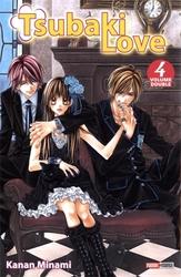 TSUBAKI LOVE -  INTÉGRALE VOLUME DOUBLE (TOME 07-08) 04