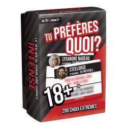 TU PRÉFÈRES QUOI? -  ÉDITION 18+ (FRENCH)