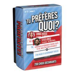 TU PRÉFÈRES QUOI? -  BASE GAME (FRENCH)