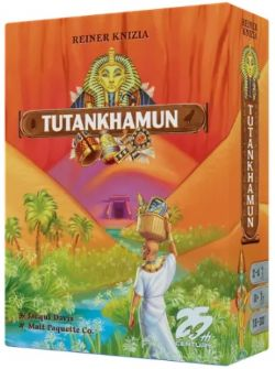 TUTANKHAMUN (ENGLISH)
