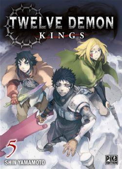 TWELVE DEMON KINGS -  (FRENCH V.) 05