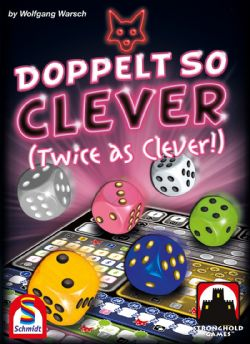 TWICE AS CLEVER (ENGLISH)
