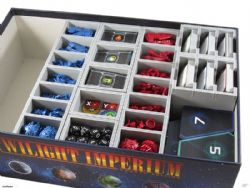 TWILIGHT IMPERIUM -  INSERT -  FOLDED SPACE