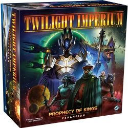TWILIGHT IMPERIUM -  PROPHECY OF KINGS (ENGLISH) -  FOURTH EDITION