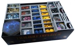 TWILIGHT IMPERIUM -  PROPHECY OF KINGS - INSERT -  FOLDED SPACE