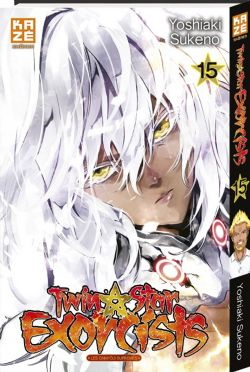 TWIN STAR EXORCISTS, LES ONMYOGI SUPREMES -  (FRENCH V.) 15