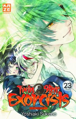 TWIN STAR EXORCISTS, LES ONMYOGI SUPREMES -  (FRENCH V.) 23
