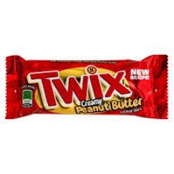 TWIX -  CREAMY PEANUT BUTTER COOKIE BAR (1.68 OZ)
