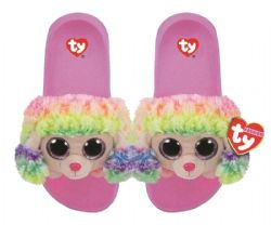 TY FASHION -  FLIP-FLOP OF RAINBOW THE POODLE (CHILD) SMALL