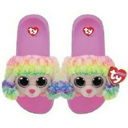 TY FASHION -  FLIP-FLOP OF RAINBOW THE POODLE (CHILD)