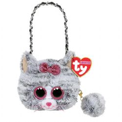 TY FASHION -  FUR HANDBAG OF KIKI THE CAT (6