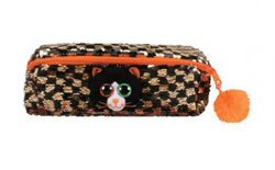 TY FASHION -  PENCIL BAG OF SHADOW THE BLACK CAT  (8