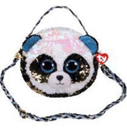 TY FASHION -  SEQUIN HANDBAG OF BAMBOO THE PANDA  (7