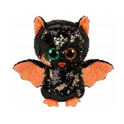 TY FLIPPABLES -  OMEN THE BAT (10