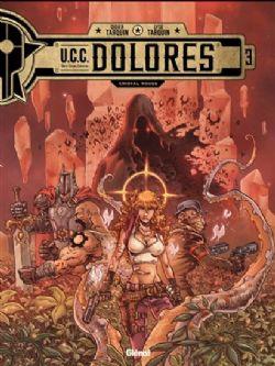 U.C.C. DOLORES -  CRISTAL ROUGE 03