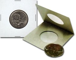 U-DO-IT STAPLE TYPE 2X2 FOR 25-CENT COIN