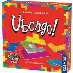 UBONGO -  BASE GAME (ENGLISH)
