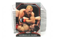 UFC 2011 -  UFC TOPPS FINEST SET (100 CARDS)