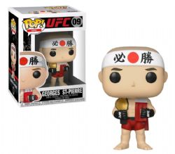UFC -  POP! VINYL FIGURE OF GEORGES ST-PIERRE (4 INCH) 09