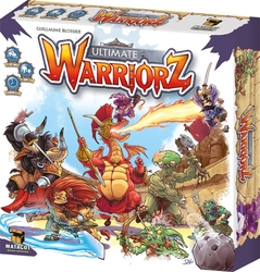 ULTIMATE WARRIORZ (FRENCH)