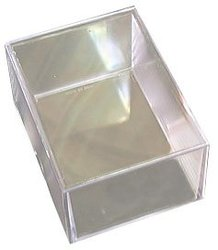 ULTRA PRO -  100-COUNT 2 PIECES PLASTIC BOX