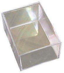 ULTRA PRO -  100-COUNT 2 PIECES PLASTIC BOX