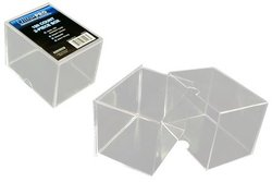 ULTRA PRO -  150 COUNTS 2 PIECES PLASTIC BOX