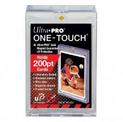 ULTRA PRO -  200PT UV ONE-TOUCH MAGNETIC HOLDER ***LIMIT OF TEN (10) PER CUSTOMER***