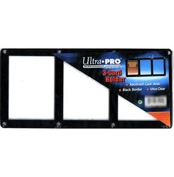ULTRA PRO -  3-CARD HOLDER