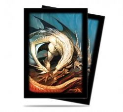 ULTRA PRO -  YU-GI-OH! SIZE SLEEVES - DECK PROTECTOR - PRO-MATTE - DAYOOTE BY MAURICIO HERRERA (60)