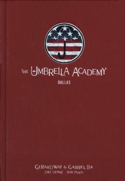 UMBRELLA ACADEMY, THE -  DALLAS HC (LIBRARY EDITION) 02