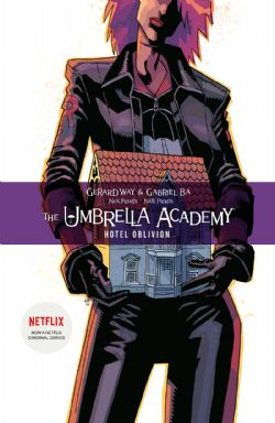 UMBRELLA ACADEMY, THE -  HOTEL OBLIVION TP 03