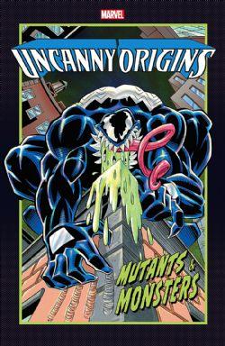 UNCANNY ORIGINS -  MUTANTS & MONSTERS TP