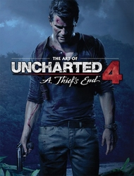 UNCHARTED -  THE ART OF UNCHARTED 4 - A THIEF'S END