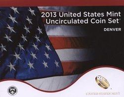 UNCIRCULATED SETS -  2013