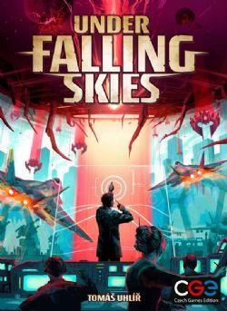 UNDER FALLING SKIES (ENGLISH)