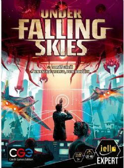 UNDER FALLING SKIES (FRENCH)