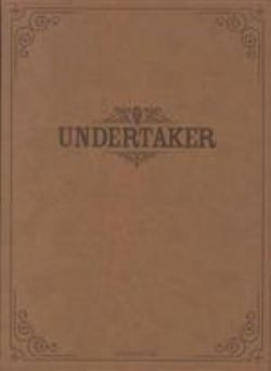 UNDERTAKER -  COFFRET COLLECTOR - TOME 3-4 + PLANCHE GÉANTE EXCLUSIVE