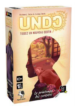 UNDO -  LE PRINTEMPS DES CERISIERS (FRENCH)
