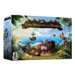 UNE HISTOIRE DE PIRATES (FRENCH)