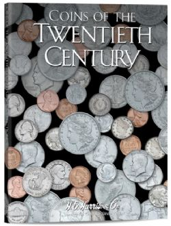 UNITED STATES -  FOLDER FOR UNITED STATES COINS OF THE 20TH CENTURY