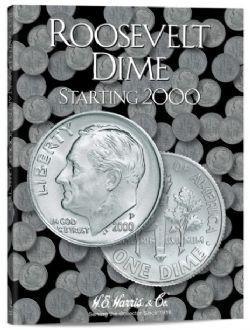 UNITED STATES -  FOLDER FOR UNITED STATES ROOSEVELT DIMES (VOL.3: 2000-DATE) 03
