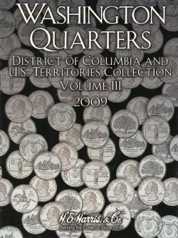 UNITED STATES -  HARRIS US QUARTER BOOKLET VOL.3 2009 (STATE COLLECTION) 03